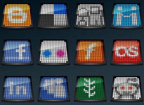 olead 50 Best Remarkable Icon Sets From 2010