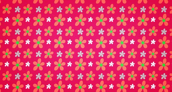 pinkpattern Pink Petals Seamless Photoshop Pattern