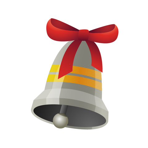 22 How To Create Christmas Bell Using Illustrator
