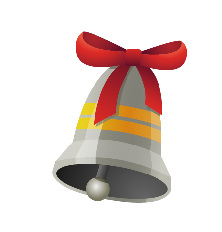 23 How To Create Christmas Bell Using Illustrator