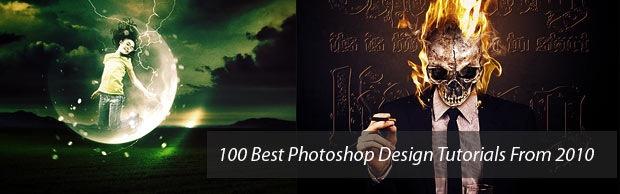 BESTTUTS2010PHOTOSHOP 100 Best Photoshop Design Tutorials From 2010