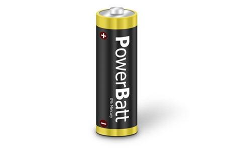 battery 100 Best Photoshop Design Tutorials From 2010