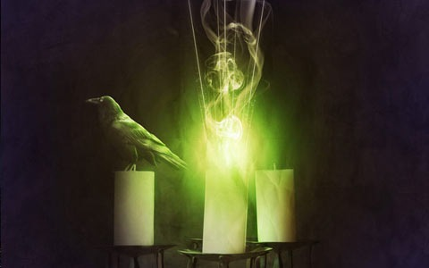 candlelights 100 Best Photoshop Design Tutorials From 2010