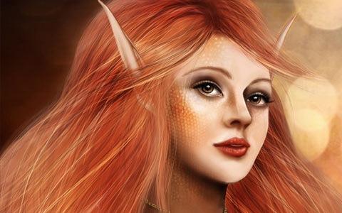 fantasyportit 100 Best Photoshop Design Tutorials From 2010