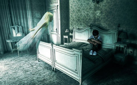 ghost 100 Best Photoshop Design Tutorials From 2010