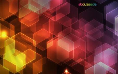 hexagon 100 Best Photoshop Design Tutorials From 2010