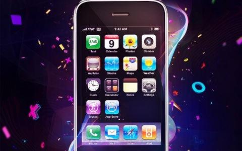 iphone 100 Best Photoshop Design Tutorials From 2010