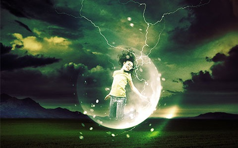 lightingeffect 100 Best Photoshop Design Tutorials From 2010