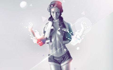 manip 100 Best Photoshop Design Tutorials From 2010