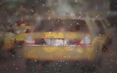 raindrops 100 Best Photoshop Design Tutorials From 2010