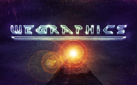 wegraphicsglow 100 Best Photoshop Design Tutorials From 2010