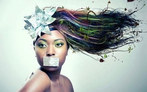 womanhairgrow 100 Best Photoshop Design Tutorials From 2010