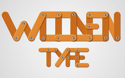 writtentype 100 Best Photoshop Design Tutorials From 2010