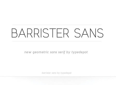 barraster 30 Top Best Free Fonts From 2010