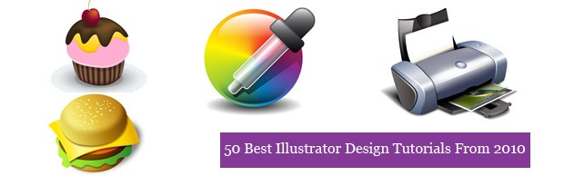 bestdesignillustratortuts 50 Best Illustrator Design Tutorials From 2010