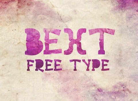 bext 30 Top Best Free Fonts From 2010