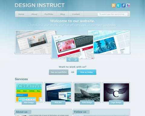 brightsleek 20 Best Design Tutorials From 2010 To Create an Mind blowing Website