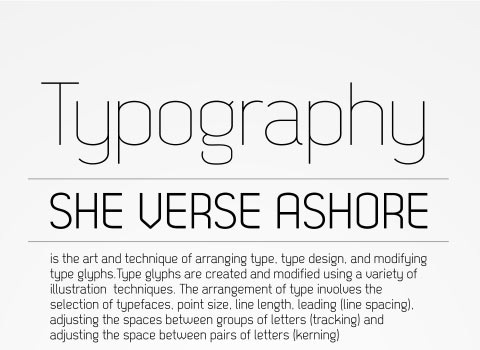 dekha 30 Top Best Free Fonts From 2010