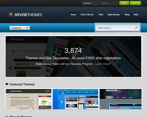 devisethemes 20 Best Design Tutorials From 2010 To Create an Mind blowing Website