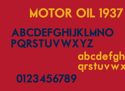 motoroli 30 Top Best Free Fonts From 2010