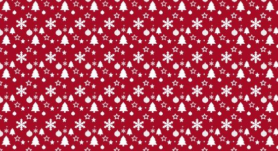 red-pattern