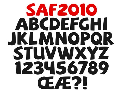 saf2020 30 Top Best Free Fonts From 2010