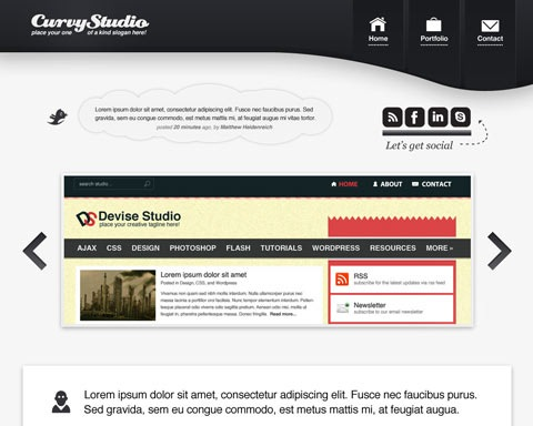 simplicity 20 Best Design Tutorials From 2010 To Create an Mind blowing Website