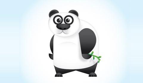 vector-panda
