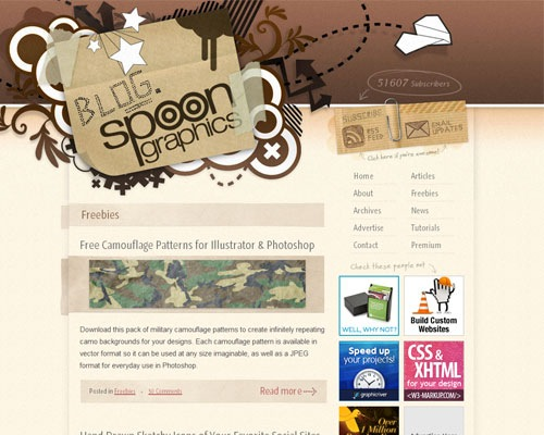 blogspoon 15 Best Sites For Finding Free High Quality Vector Graphics