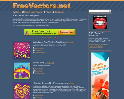 freevectors 15 Best Sites For Finding Free High Quality Vector Graphics