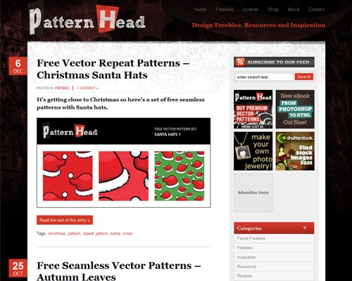 patternhead 15 Best Sites For Finding Free High Quality Vector Graphics