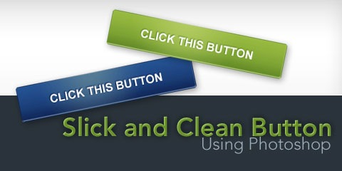 cleanbutton 20 Design Tutorials For Creating The Perfect Button