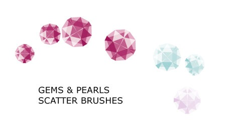 gempearls 25 Best Illustrator Brushes All In One Place