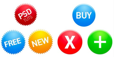 web20buttons 20 Design Tutorials For Creating The Perfect Button