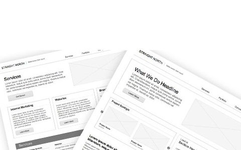wireframe Best Of Web And Design In February 2011