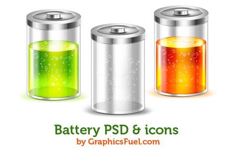 battery-psd
