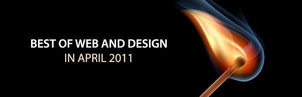 aapril2011banner Best Of Web And Design In April