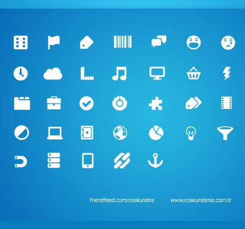 androidicons 25 Best Fresh Icon Sets From 2011 All In One Place