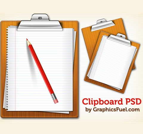 clipboardicon 50 Of The Best Free Icon Sets From 2011