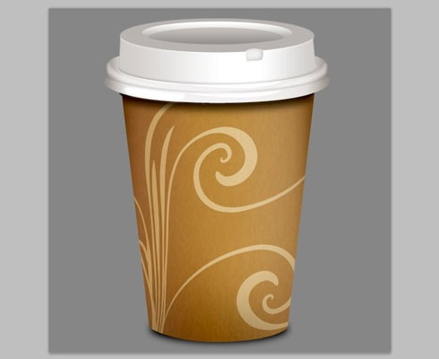 coffiecup 40 Best Photoshop Tutorials From 2011