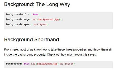 css-shortcode