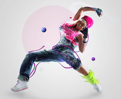 dancemanipulation 40 Best Photoshop Tutorials From 2011