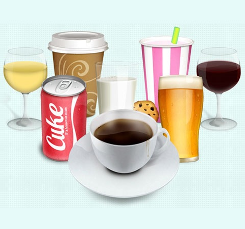 drinks 25 Best Fresh Icon Sets From 2011 All In One Place