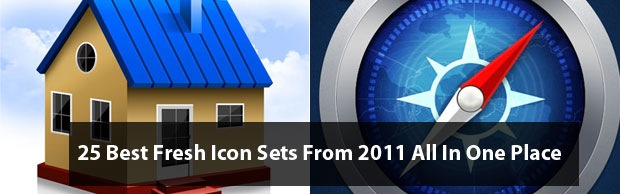 freshiconbanner 25 Best Fresh Icon Sets From 2011 All In One Place