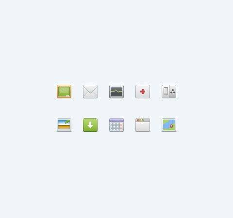"""mushiconset 50 Of The Best Free Icon Sets From 2011 দুর্দান্ত ৫০ সেট """"আইকন"""" হাজার হাজার আইকন ফ্রীতে ডাউনলোড"""