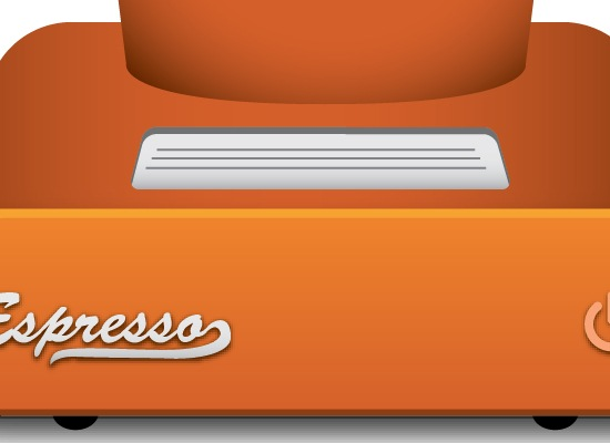 21 How To Create An Espresso Machine Icon Inside Adobe Illustrator