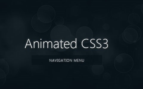 animatedcss3 Best Of Web And Design In May 2011