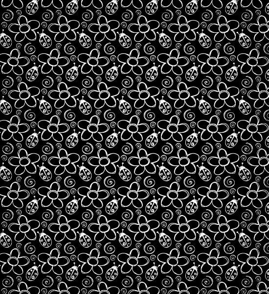 blakc-pattern