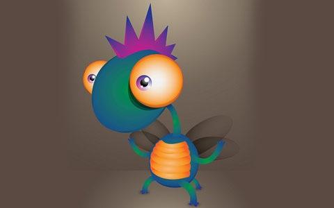 cute-monster