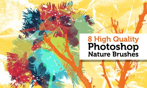 naturebrushes Must Read: Ultimate Collection Of High Quality Free Photoshop Brushes